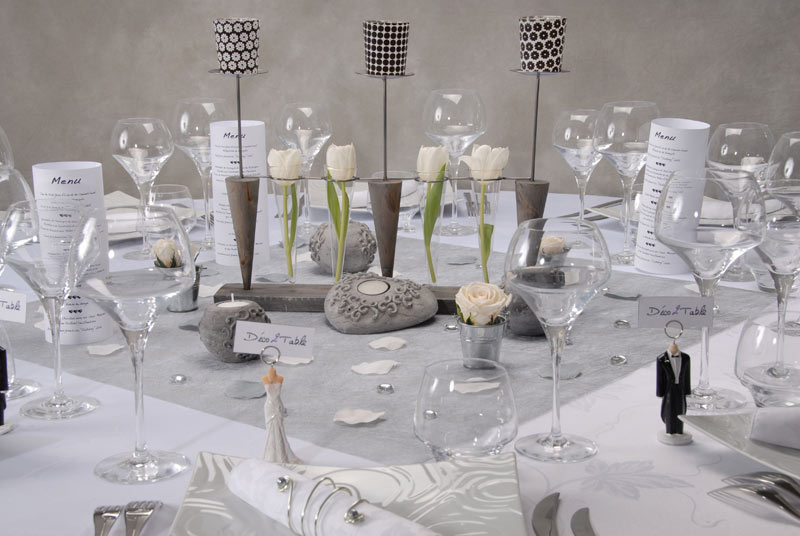 D co2table decoration table mariage - Decoration de table originale ...